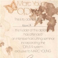 MARC YOUNG - OPUS 9